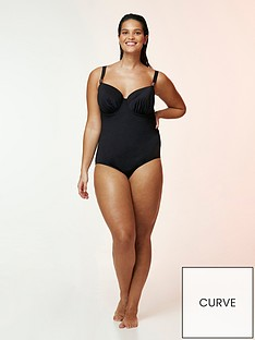 evans-wired-plunge-swimsuit-blacknbsp