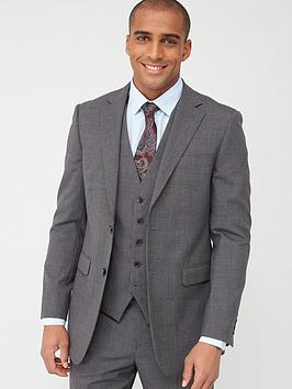 Skopes Skopes Tailored Pietro Jacket - Grey Textured Weave Picture