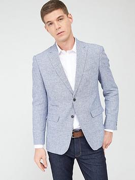 skopes-tailored-portale-jacket-blue-basketweave