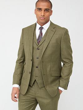 Skopes Skopes Tailored Moonen Jacket - Olive Check Picture