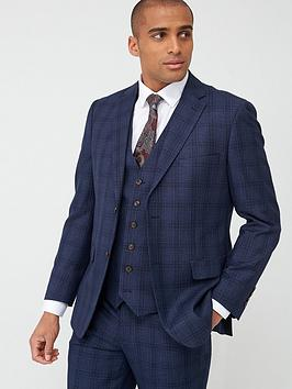 Skopes Skopes Tailored Minworth Jacket - Blue Check Picture