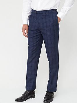 skopes-tailored-minworth-trousers-blue-check