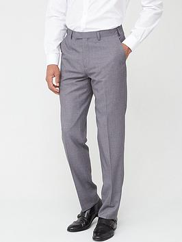 Skopes Skopes Tailored Harcourt Trousers - Silver Picture