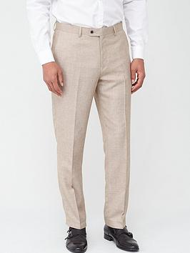 Skopes Skopes Tailored Lagasse Trousers - Stone Picture