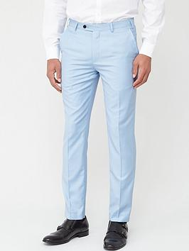 Skopes Skopes Tailored Sultano Trousers -  Sky Blue Picture