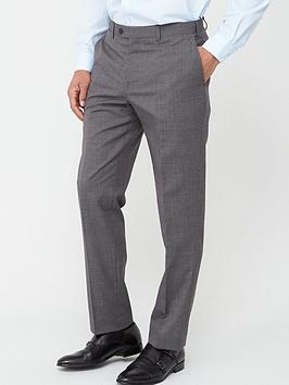 Skopes Skopes Tailored Pietro Trousers - Grey Textured Weave Picture