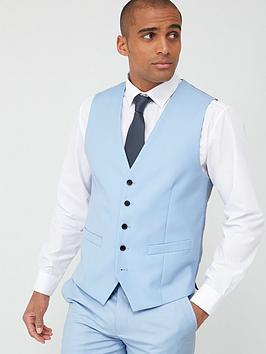 Skopes Skopes Standard Sultano Waistcoat - Sky Blue Picture