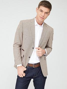 Skopes Skopes Tailored Tonelli Jacket - Stone Puppytooth Picture