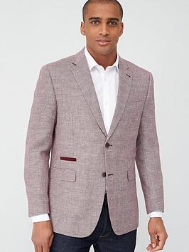 Skopes Skopes Tailored Bonucci Textured Jacket - Coral Picture