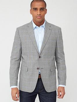 Skopes Skopes Tailored Lazzari Jacket - Sage/Blue Check Picture