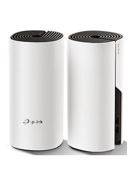 TP Link  Tp Link Ac1200 Deco Whole Home Mesh Wi-Fi System Deco M4 (Twin Pack)