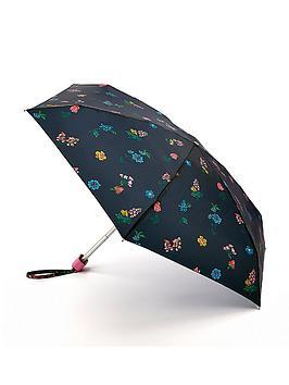 Cath Kidston Cath Kidston Cath Kidston Twilight Sprig Floral Print Umbrella Picture