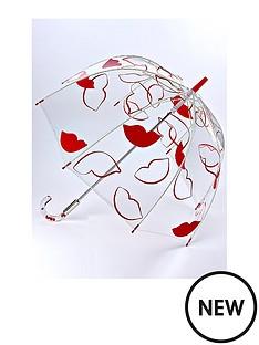 lulu-guinness-lulu-guinness-cage-fun-over-sized-lips-umbrella