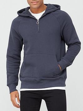 river-island-slatenbspzip-neck-hoodie-dark-grey
