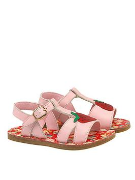 Cath Kidston Cath Kidston Girls Strawberry Sandal - Pink Picture