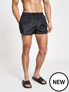 river-island-runner-swim-shorts