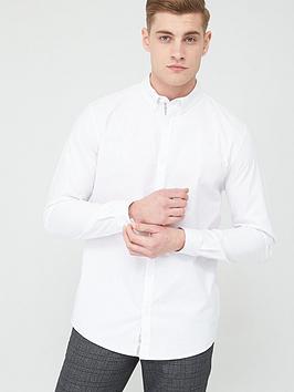 river-island-maison-riviera-long-sleeve-shirt-white