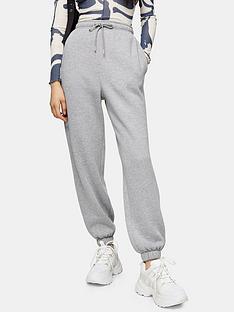 topshop-harley-joggers-grey-marl