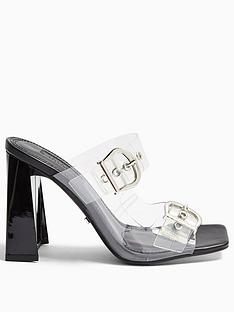 topshop-buckle-mules-black