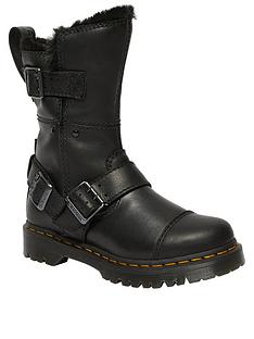 dr-martens-kristy-mid-buckle-calf-boot-black