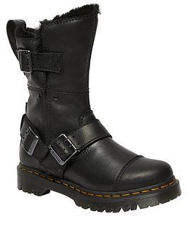 dr-martens-kristy-mid-buckle-calf-boot-black