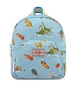 Cath Kidston Cath Kidston Boys Mini Bugs Backpack - Blue Picture