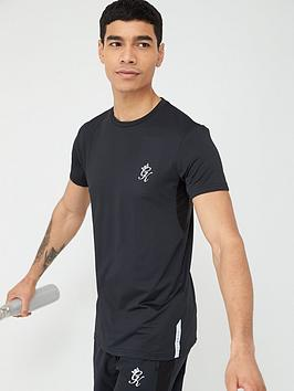 Gym King Gym King Sport Energy Short Sleeve T-Shirt - Black Picture