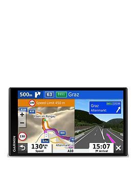 Garmin   Camper 780 7-Inch Gps Full Eu Sat Nav With Digital Traffic