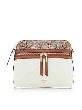Dune London Dune London Dolive Crossbody Bag - White Picture
