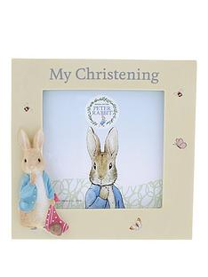 peter-rabbit-christening-photo-frame