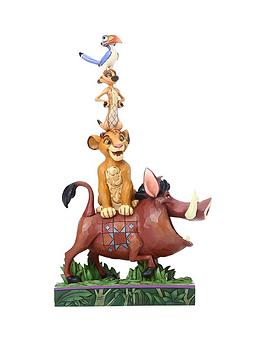 Disney Disney The Lion King Balance Of Nature Figurine Picture