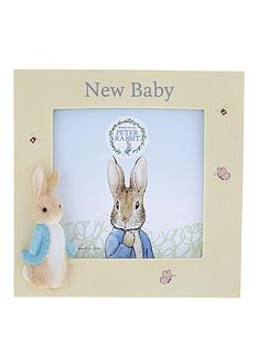 peter-rabbit-new-baby-photo-frame