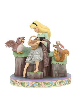 Disney Disney Sleeping Beauty 60Th Annervsary Figurine Picture