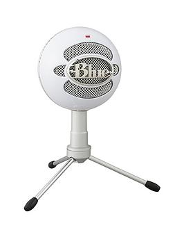 Blue   Snowball Usb Microphone - Ice