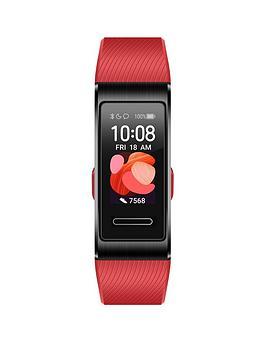 Huawei Huawei Band 4 Pro - Cinnabar Red Picture