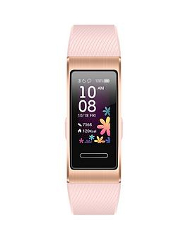 Huawei Huawei Band 4 Pro - Pink Gold Picture