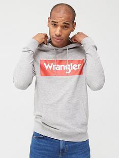 wrangler-box-logo-overhead-hoodie-grey