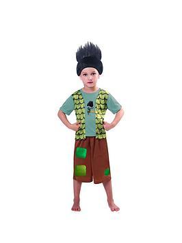 dreamworks trolls Dreamworks Trolls Trolls Branch - Boys Costume Picture