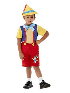 Very Toddler Puppet Boy Costume Picture