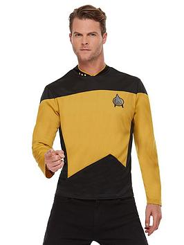 Star Trek Star Trek Star Trek Next Generation Operations Uniform Picture