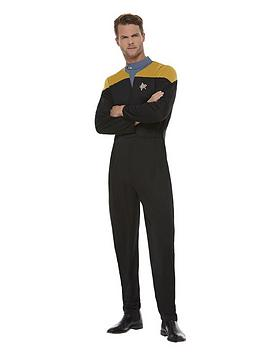 Star Trek Star Trek Voyager Operations Uniform Picture