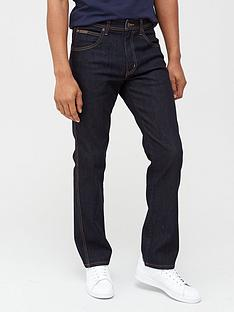 wrangler-arizona-regular-straight-fit-jeans-rinse-washnbsp