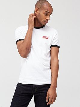 wrangler-ringer-t-shirt-white