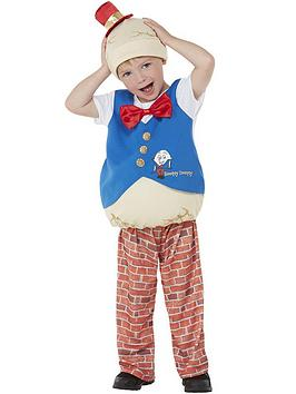 Very Toddler Humpty Dumpty Costume Picture