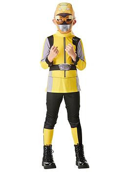 Power Rangers Power Rangers Yellow Power Ranger Beast Morpher Picture
