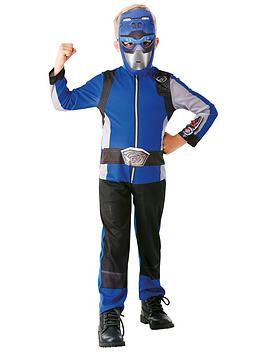 Power Rangers Power Rangers Blue Power Ranger Beast Morpher Picture