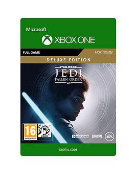 Xbox One Star Wars Jedi: Fallen Order&Trade;: Deluxe Edition - Digital Download
