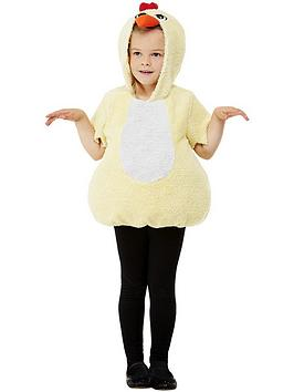 Very Toddler Chick Costume Picture