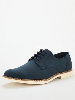 Office Office Climb Lace Up Derby Shoes - Navy Picture
