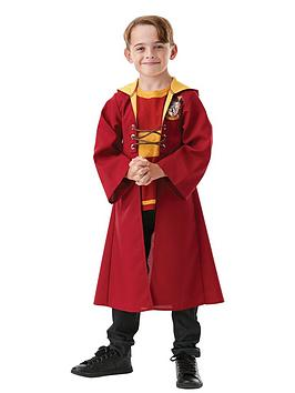 Harry Potter Harry Potter Child Quidditch Robe Picture